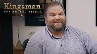 Kingsman: The Golden Circle | Marketing Team Creates The Greatest Promo Ever | 20th Century FOX - Продолжительность: 102 секунды