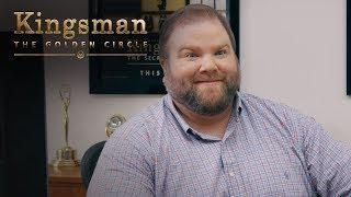 Kingsman: The Golden Circle | Marketing Team Creates The Greatest Promo Ever | 20th Century FOX