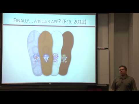 RI Seminar: Damion Shelton : Bootstrapping a startup: 3D scanning for fun and profit (?)