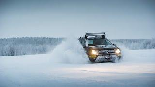 Арктика на Renault Duster: экстрим тест-драйв Автопанорама
