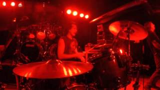 THE LION'S DAUGHTER Erik Ramsier - Apathy Worm (Drum play-through)