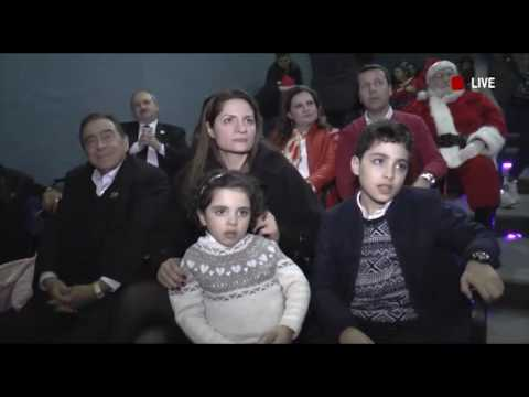 Christmas with Lions Clubs International District 351-