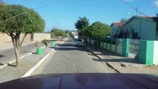 Chegando em Pio-Ix -Piaui carregamento de Ferro velho Pra Fortaleza-Ce