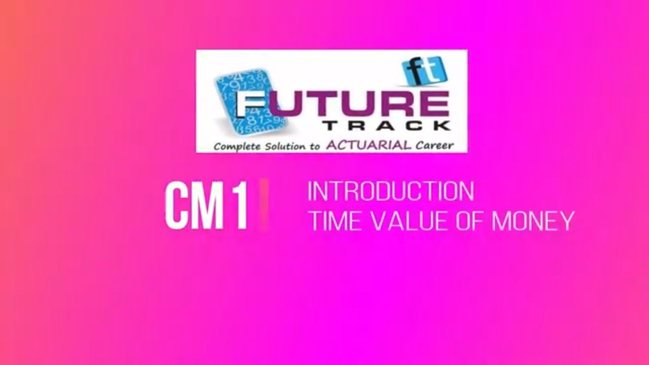 Want to know more about ACTUARIAL SCIENCE - FUTURE-TRACK