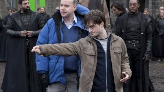 David Yates To Helm FANTASTIC BEASTS AND WHERE TO FIND THEM - AMC Movie News