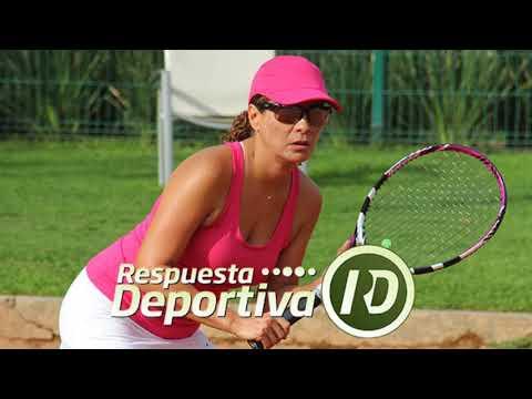 TENISTAS AGUERRIDAS POR EL CETRO DEL SENIORS DEL GUADALAJARA COUNTRY CLUB