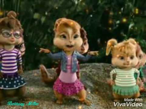 The Chipettes ~ Dancing Crazy