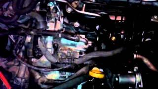 cleaning vanne egr 1.6 Tdi 105 hp  golf 6 Part 3