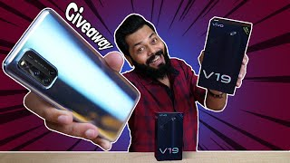 vivo V19 Unboxing & First Impressions ⚡⚡⚡ 48MP Quad Cameras, Dual 32MP Selfie & More (2x Giveaway)