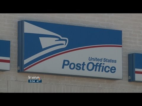 Thieves Strike Another Central Texas Post Office
