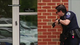 Police focus on latest tactics in active shooter training
