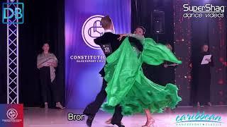 Comp Crawl with Dancebeat! Constitution 2019! Pro Am Standard Bronze Silver Winners