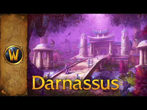 World of Warcraft - Music & Ambience - Darnassus