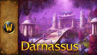 World of Warcraft - Ambience - Darnassus (With Music)