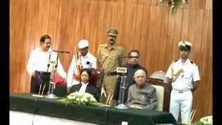Kerala High Court Chief Justice Manjula Chelloor Swearing-in Ceremony