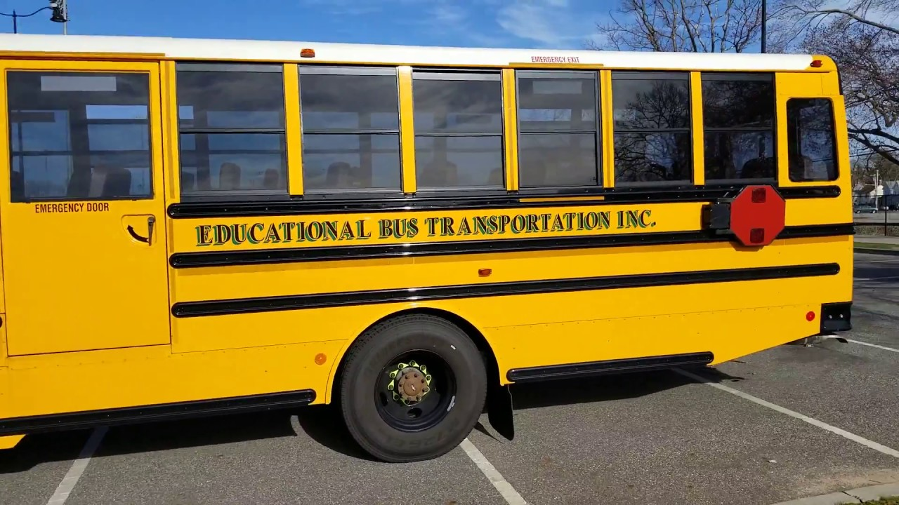 OYSTER BAY, NEW YORK - EDUCATIONAL BUS TRANSPORTATION INC ...