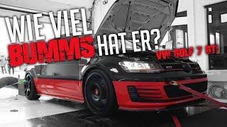 JP Performance - Wie viel Bumms hat er denn jetzt? | VW Golf 7 GTI