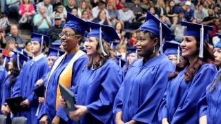 Odessa College Graduation Fall 2015