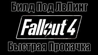 Билд для Быстрого Кача Лвлинга в Fallout 4