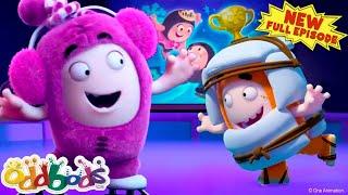ODDBODS | Slick Slippery Skating | CHRISTMAS 2020 | NEW Full Episode | Cartoons For Kids