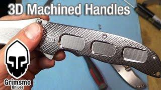 KMT 111 - 3D machined handles
