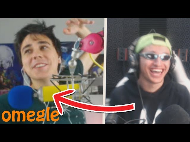 ON M'A PRANK SUR OMEGLE !