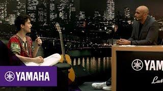 Jacob Collier Interview | Piano | Yamaha Music
