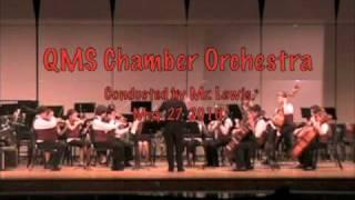 J. C. Bach - Sinfonia in D Major I. Allegro assai