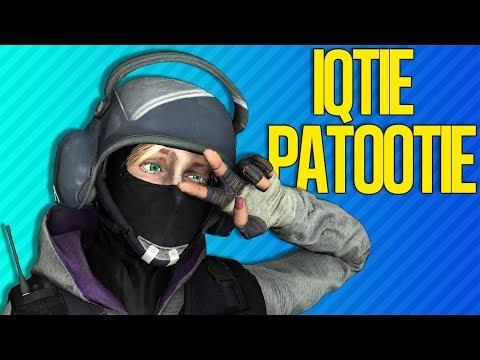 IQTIE PATOOTIE | Rainbow Six Siege