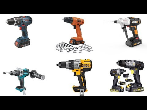 Top 10 Best Hammer Drills 2018