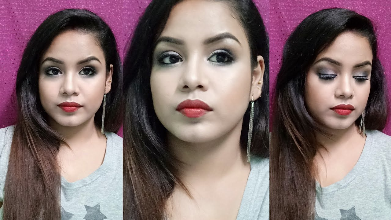 Birthday Party Makeup Look Or Late
