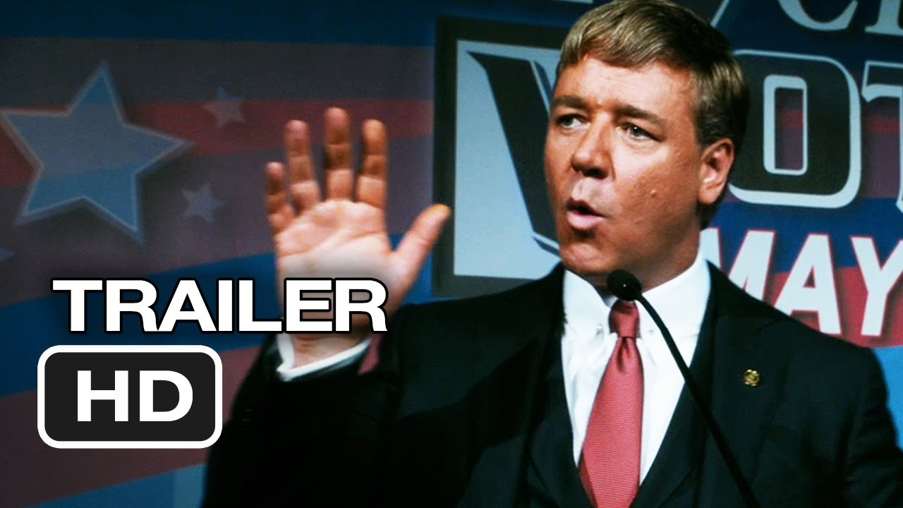 Broken City Official Trailer #1 (2013) - Mark Wahlberg, Russell Crowe Movie HD