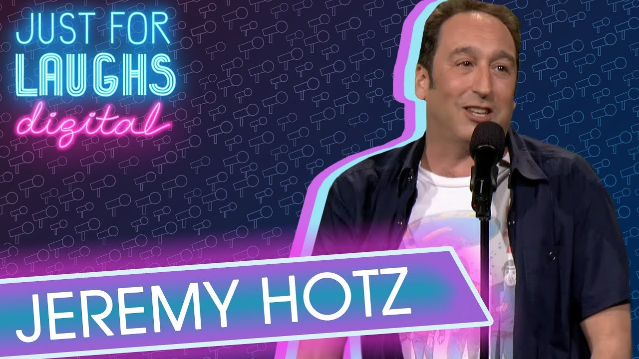 Jeremy Hotz - Why Are Women Attracted to Men?
