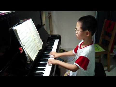 Piano G2 Daniel Yuan
