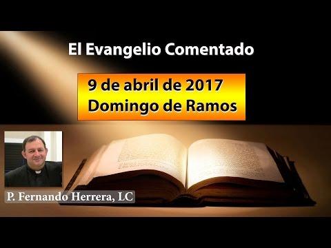 Domingo de Ramos - Ciclo A