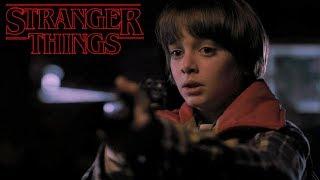 Очень странные дела 1x01 - Исчезновение Уилла Байерса