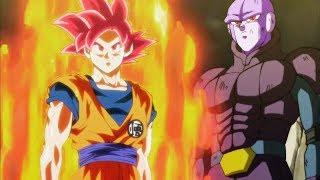 Por Esta RAZÓN Goku usa el DIOS ROJO! Toriyama lo Sabia!