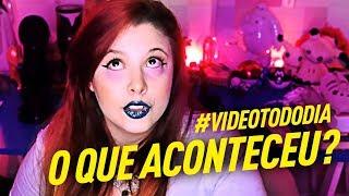 O que aconteceu com Mariana após #VideoTodoDia