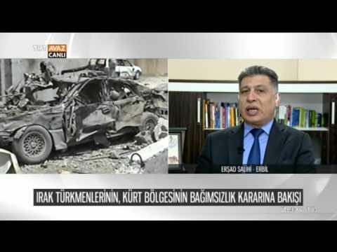 Irak Türkmenlerinin, Kürt Bağımsızlık Kararına Bakışı - Erşad Salihi - Detay 13 - TRT Avaz