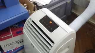 Мобильный кондиционер TCL TAC-12CHPA/F(Мобильный кондиционер TCL. Примерная установка в небольшом офисе., 2013-07-09T14:43:39.000Z)