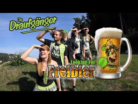 Die Draufgänger - Looking for Freibier (Looking for Freedom Cover)