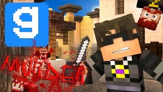 MURDEROUS MAX VS BARNACLE BARNEY! | Minecraft Murder