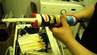 видео Протечка стиральной машины