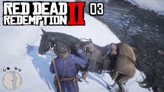 Red Dead Redemption 2 * 03 * HIRSCHJAGD  * Old Man * Ps4pro