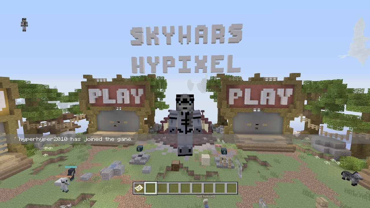 Minecraft: Xbox One/Xbox 360/Ps3 Hypixel Sky-Wars Map Collection V1 0 +  Download