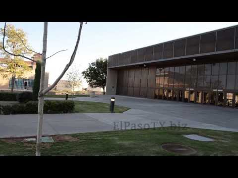 Don Haskins Center - El Paso's Special Event Center near UTEP,  A quick glance