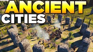 ANCIENT CITIES - Neolithic Tribe Sim | LT