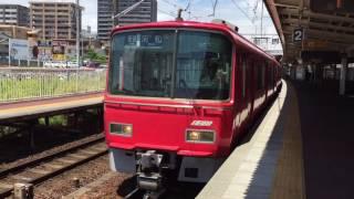 知多半田駅 3500系普通河和ゆき発車