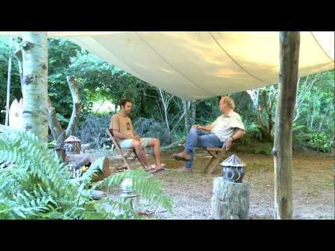 Jack Johnson interview with Tim Smit of Eden Project, part 1