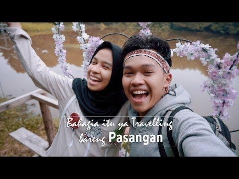 Bahagia Itu Ditemenin Pasangan Saat Travelling